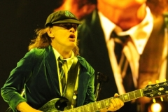 "AC/DC on the ""Rock or Bust"" 2016 World Tour at the Chicago United Center"
