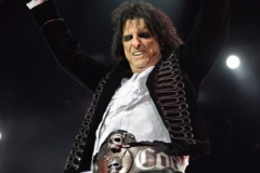 Alice Cooper at BB&T Pavilion, Camden, NJ, USA, August 24 2017 (credit Steve Trager)