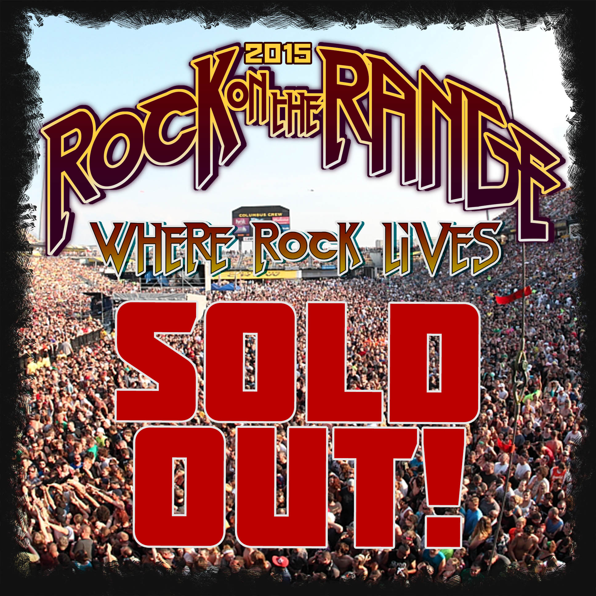 Rock on the Range 2016 Set Times Announced