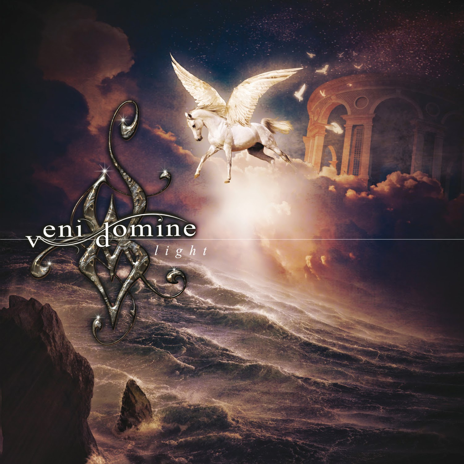 Veni Domine – Light (2014)