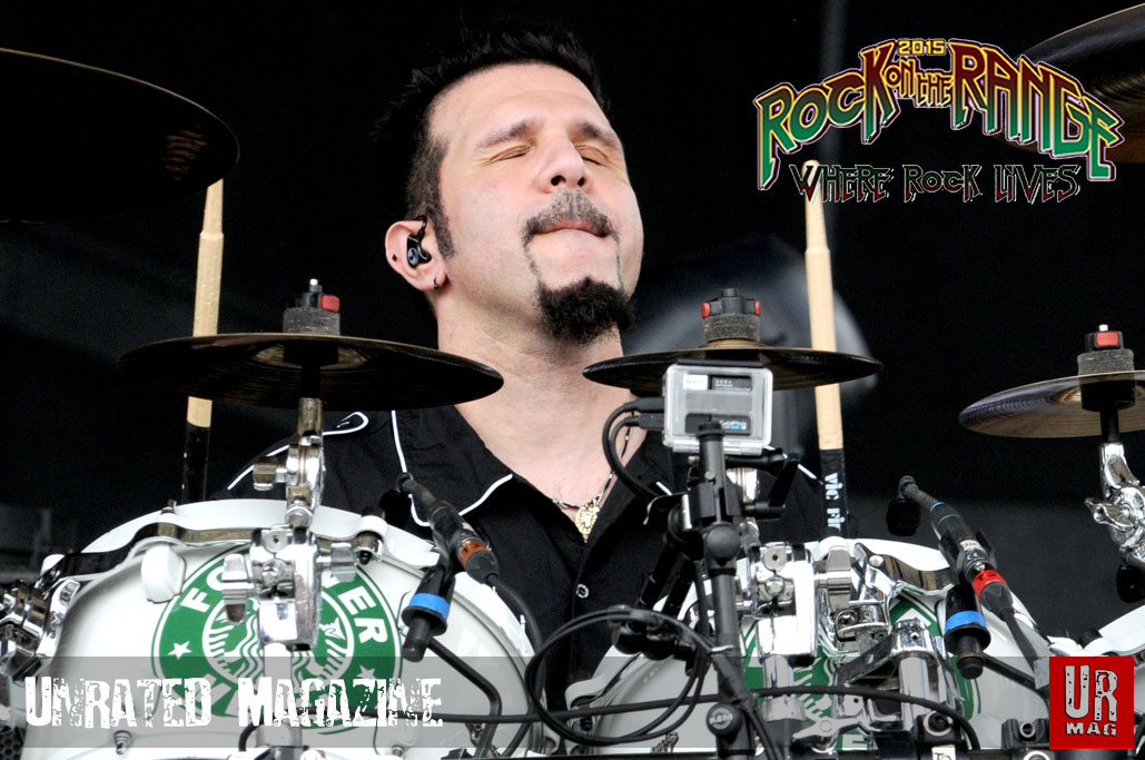 Anthrax's Charlie Benante Talks Tour and New Album