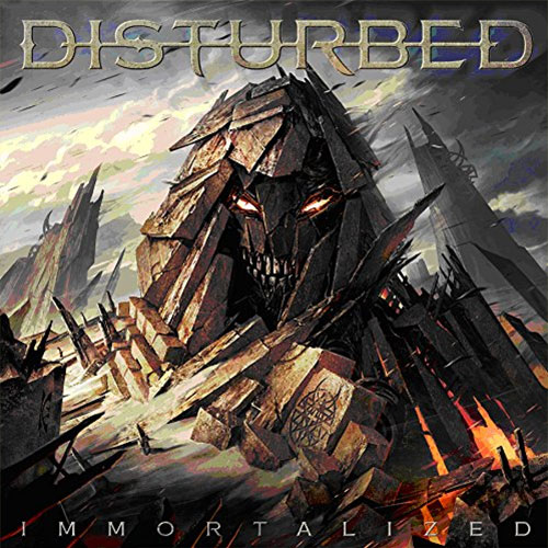 Disturbed New Album & Tour for Immortalized