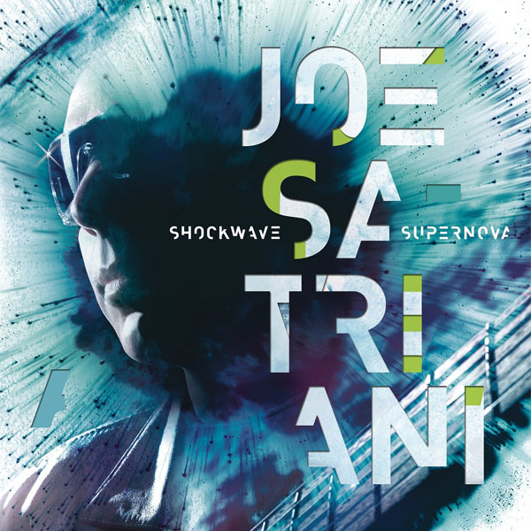 Joe Satriani – Shockwave Supernova (2015)