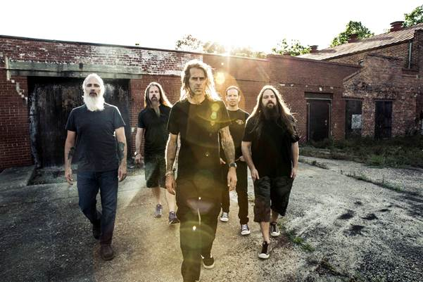 Lamb of God on Jimmy Kimmel Live on August 27