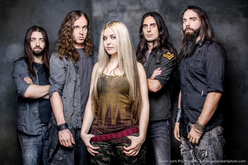 "The Agonist premiere ""I Endeavor"" playthrough video via Guitar World.com"