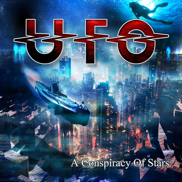 UFO – A Conspiracy Of Stars (2015)