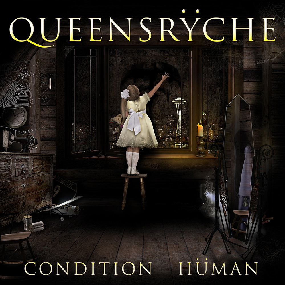 Queensrÿche –  Condition Hüman (2015)