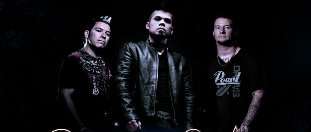"CyberStar Release Debut Lyric Video ""Eye For An Eye"""