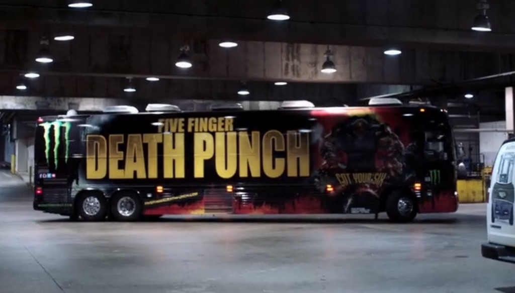 Five Finger Death Punch - Wash It All Away Video
