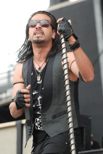 Pop Evil at Rock on the Range, May 18, 2013 (credit Adam Bielawski)