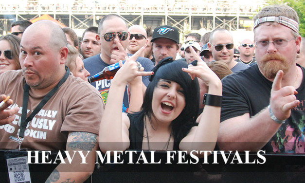 Heavy Metal Music Festivals