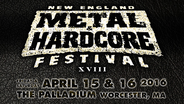New England Metal And Hardcore Festival 2016