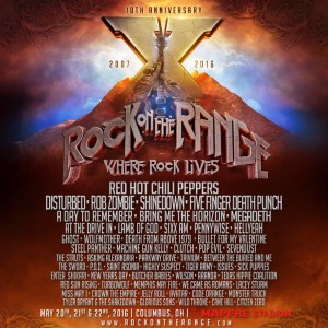 Rock on the Range 2016