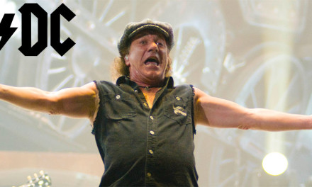Axl Rose Joins AC/DC on European Tour
