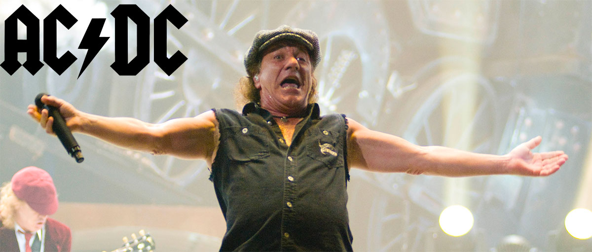 AC/DC's Brian Johnson Ordered by Doctor to Stop Touring in 2016