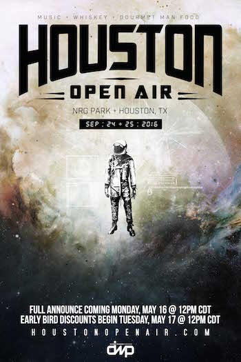 Houston Open Air 2016