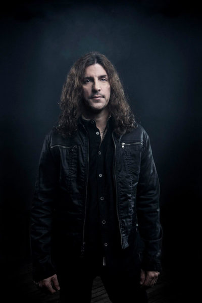 Frank Bellow of Anthrax (credit Jimmy Hubbard 2016)