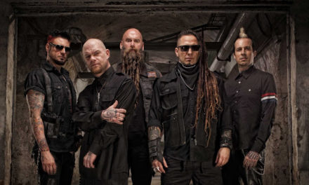 Five Finger Death Punch Live in Peoria with ShineDownand and Sixx A.M.