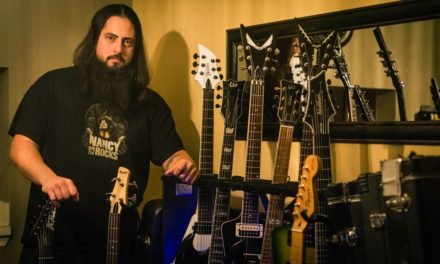 Andres Lecaros – Interview with the Guitar Tech of the Gods!