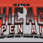 Chicago Open Air 2017 Line Up
