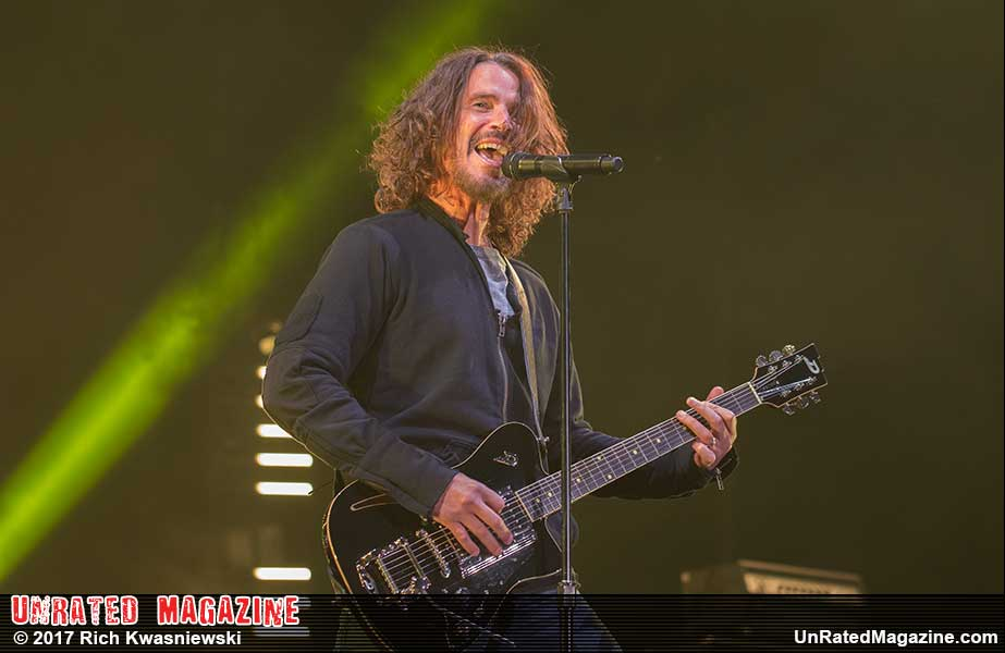 Chris Cornell (July 20, 1964 – May 18, 2017) Dies at Age 52