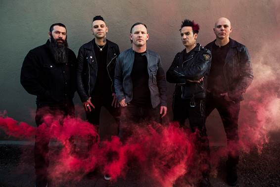 Stone Sour Debut New Track – Taipei Person/Allah Tea