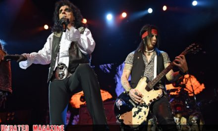 Alice Cooper and Deep Purple at the BB&T Pavilion